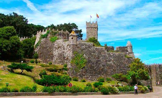 mejores pueblos Galicia Baiona