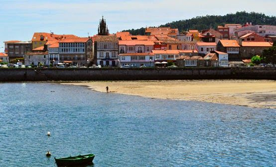 mejores pueblos galicia Corcubión