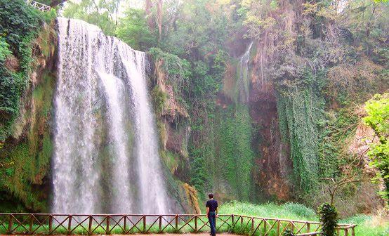mejores rincones naturales Aragón Parque Natural Monasterio de Piedra