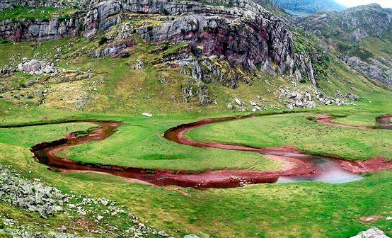 mejores rincones naturales Aragón valle de aguas tuertas