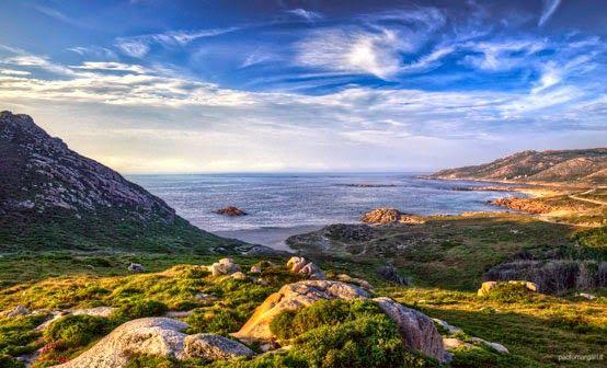 mejores rincones naturales galicia Costa da Morte