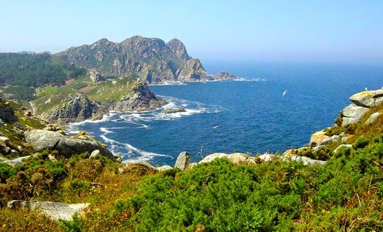 mejores rincones naturales galicia Parque Nacional de las Islas Atlanticas de Galicia