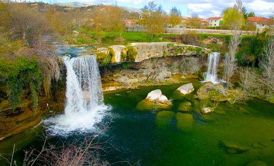 Las mejores zonas de baño de Castilla y León_Cascada El Peñón_Burgos