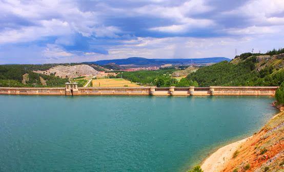 Las mejores zonas de baño de Castilla y León_Embalse de Aguilar_Palencia