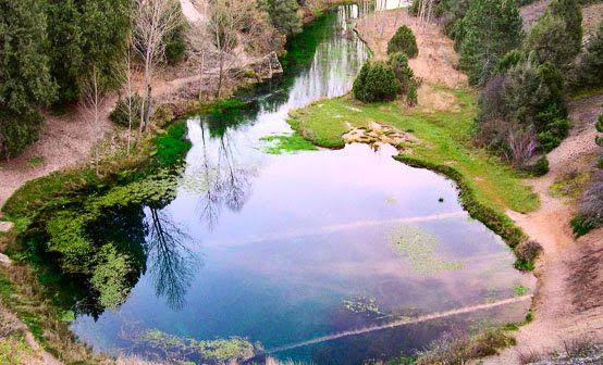La Fuentona, Soria