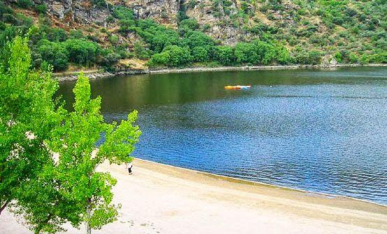 Las mejores zonas de baño de Castilla y León_Playa del Rostro_Salamanca