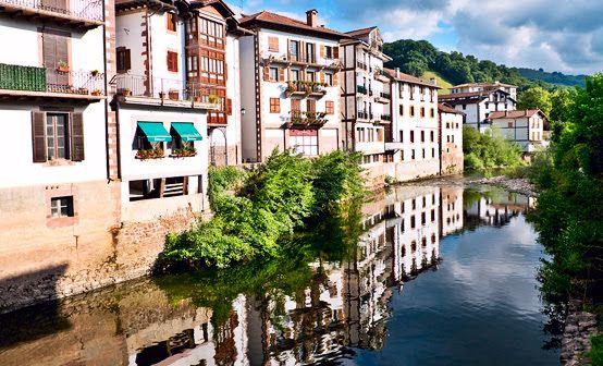 Pueblos encanto Navarra Elizondo