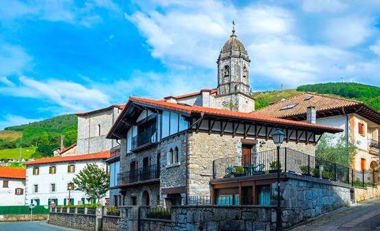Pueblos encanto Navarra