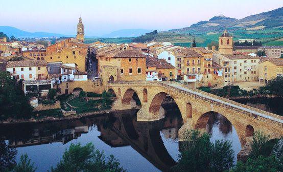 Pueblos encanto Navarra Puente de la Reina