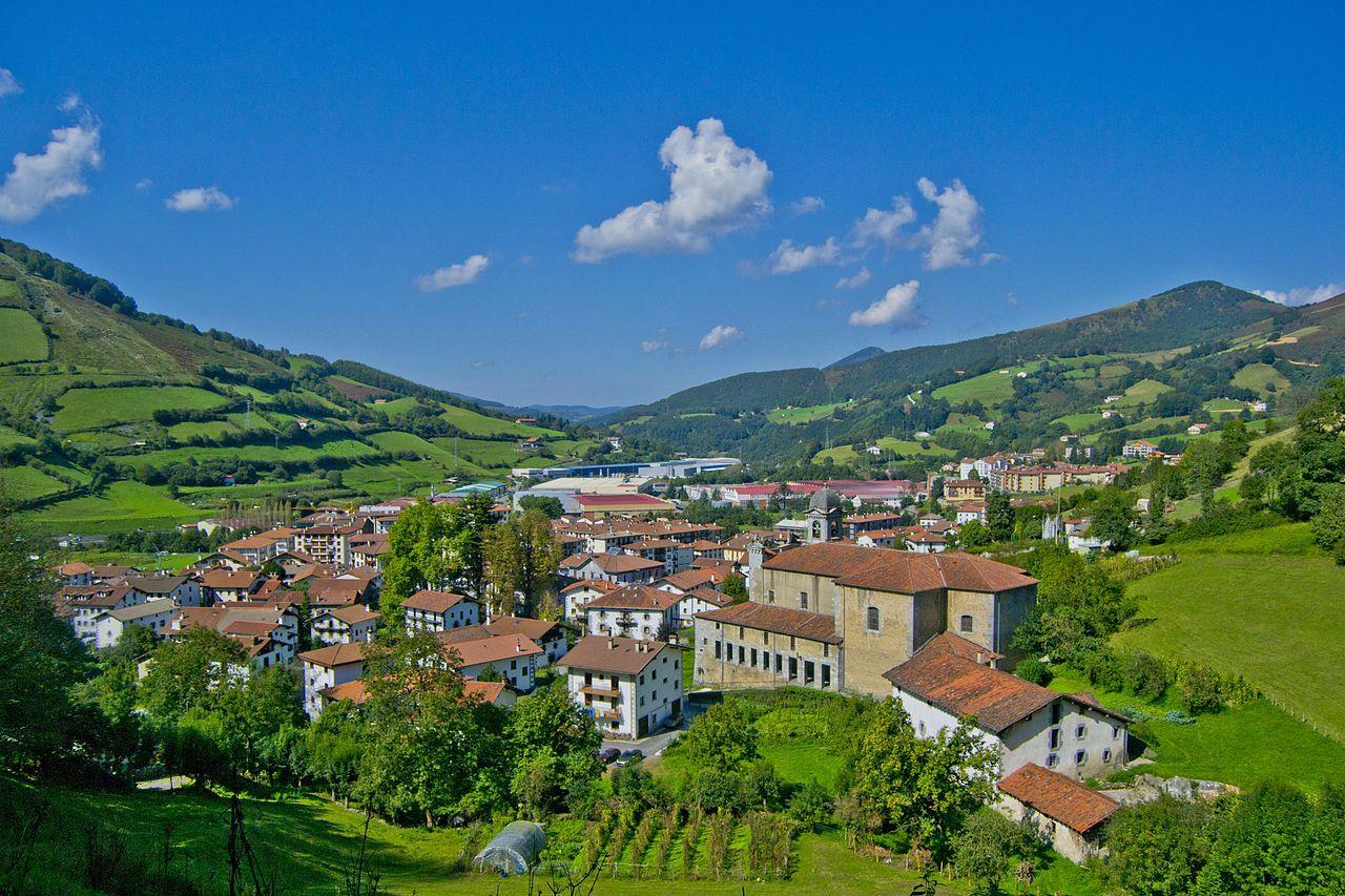 pueblos encanto Navarra Leitza
