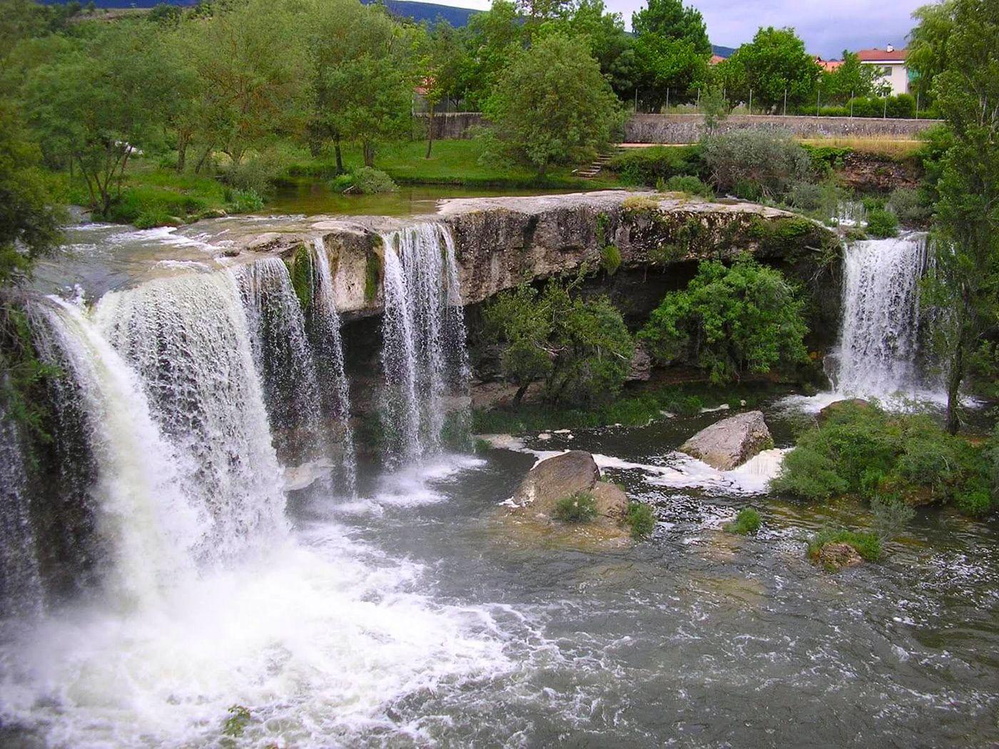mejores zonas baño Castilla y León