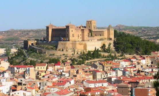 Parador de Alcañiz, Teruel